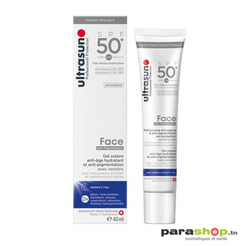 ULTRASUN Face SPF50+ Anti-Pigmentation 40ML