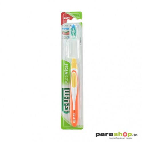 Gum Activital Brosse à Dents Souple 581
