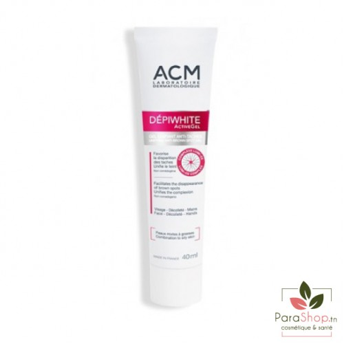 ACM DÉPIWHITE ACTIVEGEL 40ML