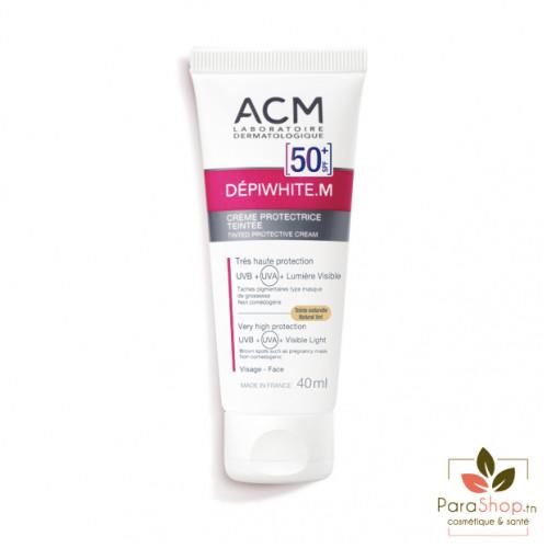 ACM DÉPIWHITE M CRÈME TEINTÉE SPF50+ 40ML