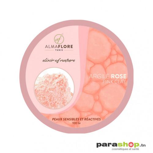 ALMAFLORE Argile Rose