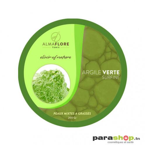 ALMAFLORE Argile Verte