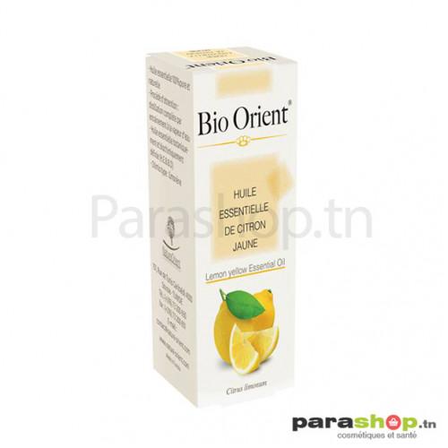 BIO ORIENT Huile essentielle de Citron Jaune 10ML
