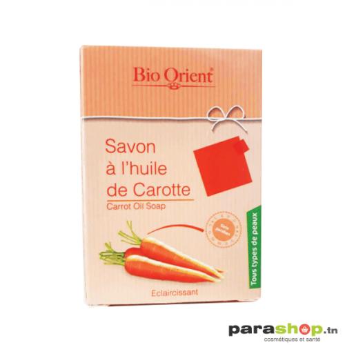 Bio Orient Savon à l'huile de carotte
