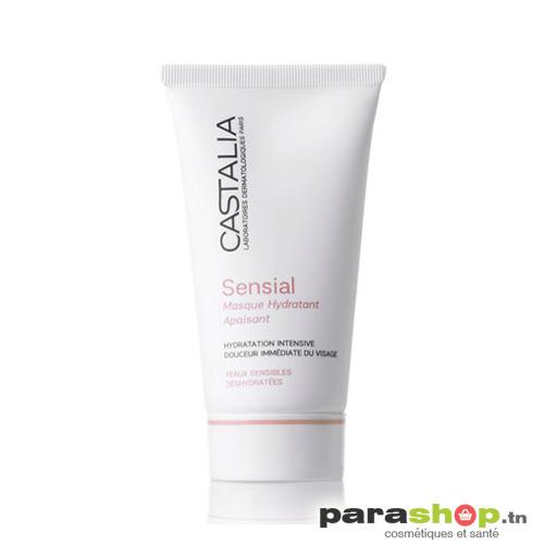 Castalia Sensial Masque Hydratant Apaisant - 50ml