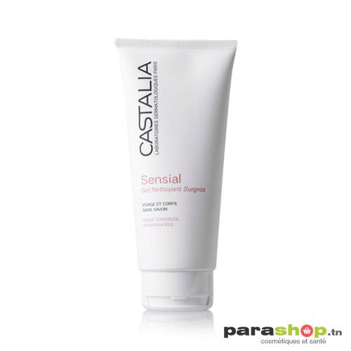 Castalia Sensial Gel Nettoyant Surgras - 200ml