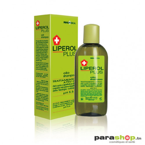 Liperol Plus Shampooing 150ML