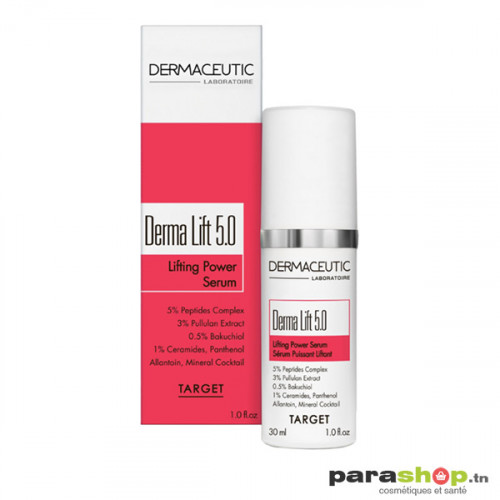 DERMACEUTIC DERMA LIFT 5.0 Sérum Liftant Contour des Yeux 30ML