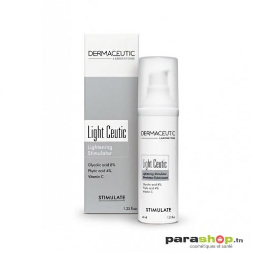 DERMACEUTIC LIGHT CEUTIC SOIN DE NUIT 40ML