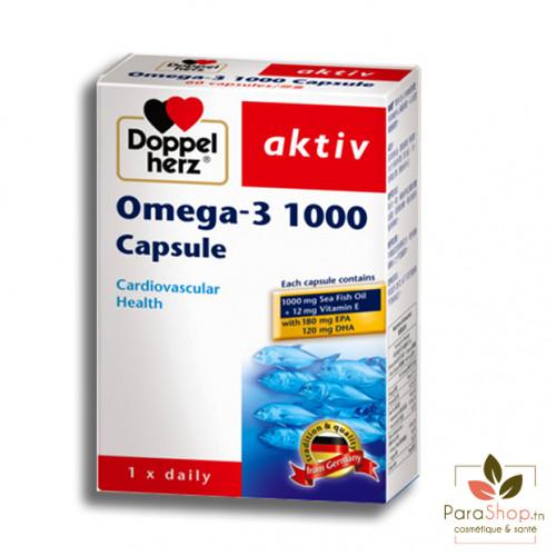 AKTIV OMÉGA-3 60 Capsules