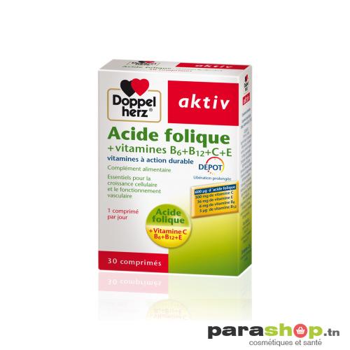 AKTIV ACIDE FOLIQUE 30 COMPRIMES