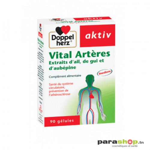 AKTIV Vital Artères 90 GELULES