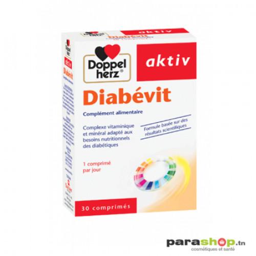 AKTIV Diabévit 30 GELULES