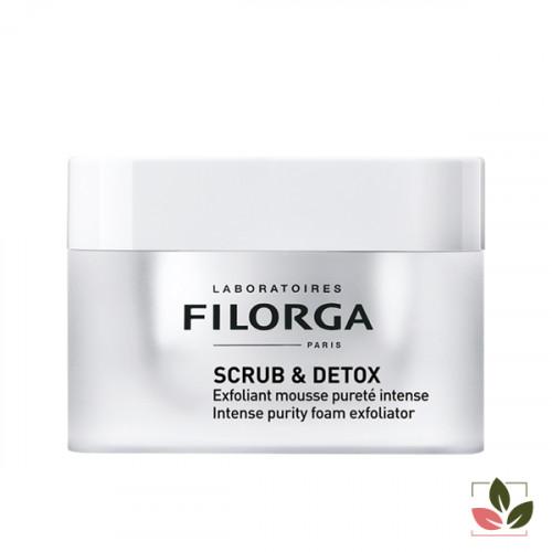 FILORGA SCRUB & DETOX Masque Exfoliant Mousse 50ML