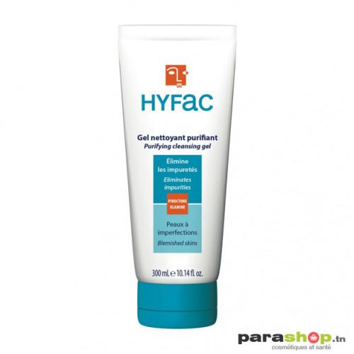 HYFAC Gel nettoyant purifiant 300ML