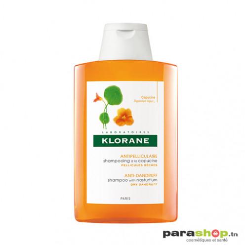 KLORANE Shampooing Antipelliculaire  à la Capucine 200ML