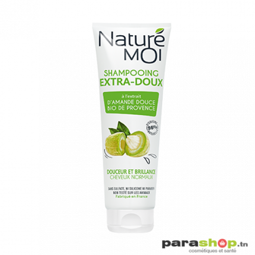 NATURE MOI SHAMPOOING EXTRA-DOUX - Cheveux normaux 250ML