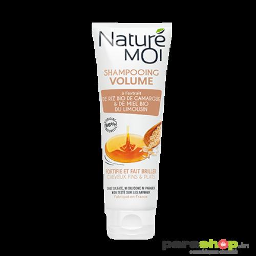 NATURE MOI SHAMPOOING VOLUME - Cheveux fins & plats 250ML