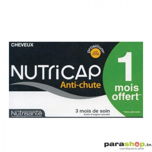 NUTRICAP ANTI CHUTE 180 GELULES