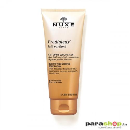 Nuxe Prodigieux Lait Corps Sublimateur Parfumé 200ML
