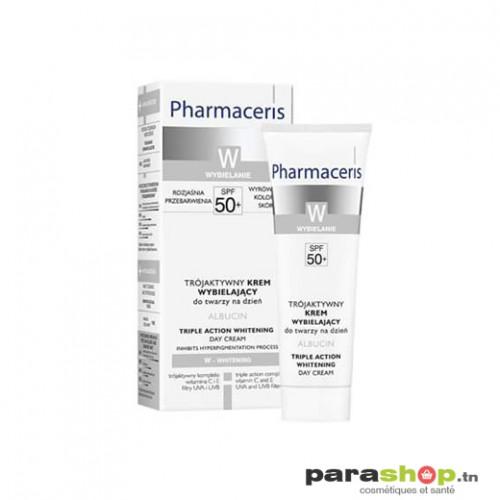 Pharmaceris Albucin crème de jour SPF50+ 30ML