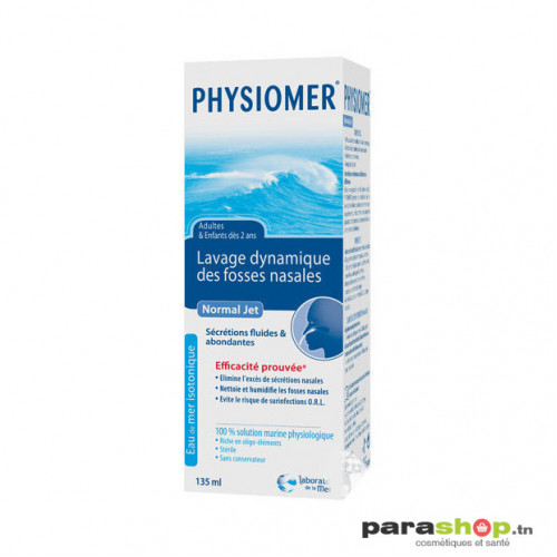 Physiomer Normal Jet 135ml
