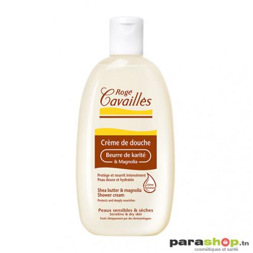 ROGE CAVAILLES Crème de douche Karité & Magnolia 250ML