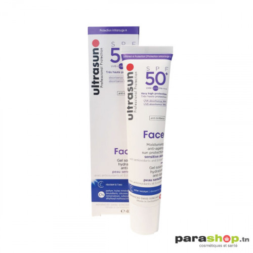 ULTRASUN Face Anti-Age SPF50+ 40 ml