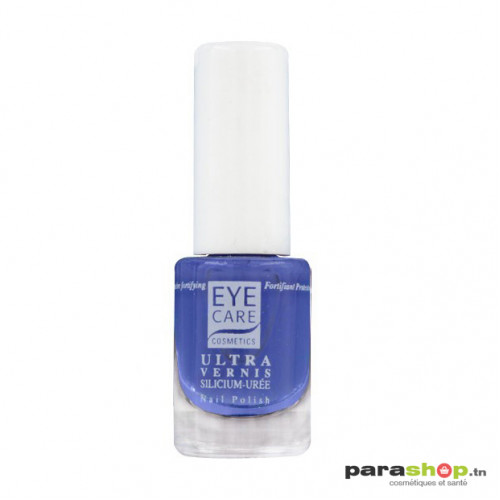 Eye care Ultra vernis à ongles Silicium-Urée Azur