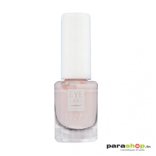 Eye care Ultra vernis à ongles Silicium-Urée Rosée
