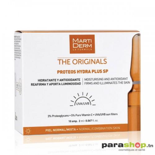 MARTIDERM The originals Proteos hydra plus SP PEAUX NORMALES-MIXTES
