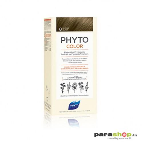 PHYTOCOLOR - COULEUR 8 Blond Clair