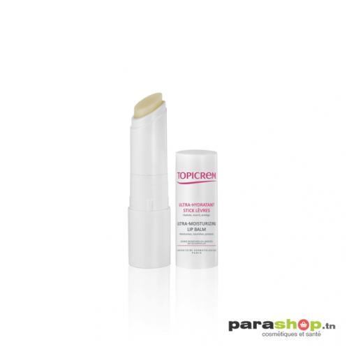 TOPICREM Stick lèvres Ultra-Hydratant