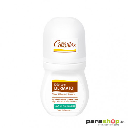 ROGE CAVAILLES DÉO-SOIN DERMATO ROLL-ON