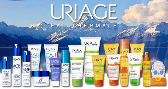 Laboratoires dermatologiques Uriage : Eau thermale et dermo-cosmétique